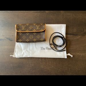 Louis Vuitton Florentine pochette belt bag bum bag
